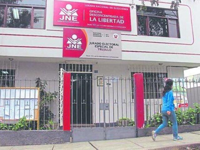 Mujer desconocía que era candidata al Congreso en Trujillo