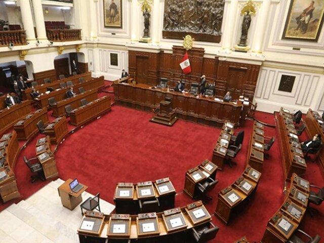 Acción Popular, Frepap y Somos Perú lideran intención de voto para el Congreso de la República