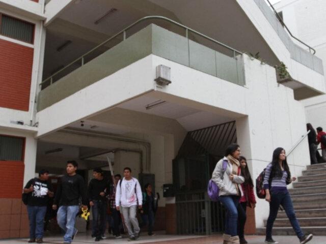 Asociación de Universidades: Permitir el ingreso libre generaría problemas en las casas de estudios