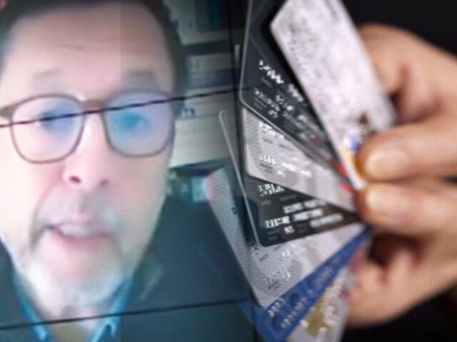 """David Tuesta: ley de topes bancarios del Congreso provocará una """"exclusión financiera"""""""