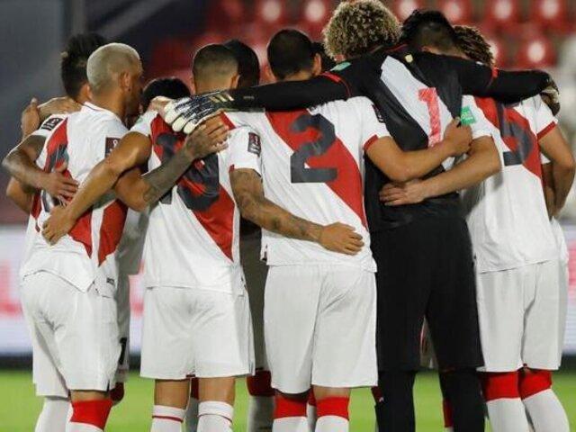 Selección Peruana: esta es su posición en el último ranking FIFA