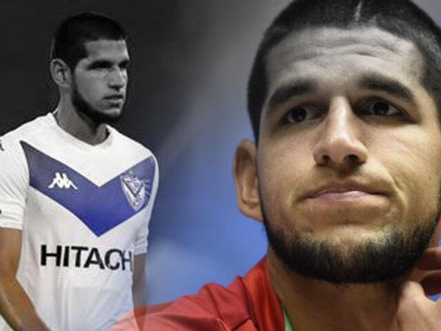 Hinchas de Vélez piden salida de Luis Abram
