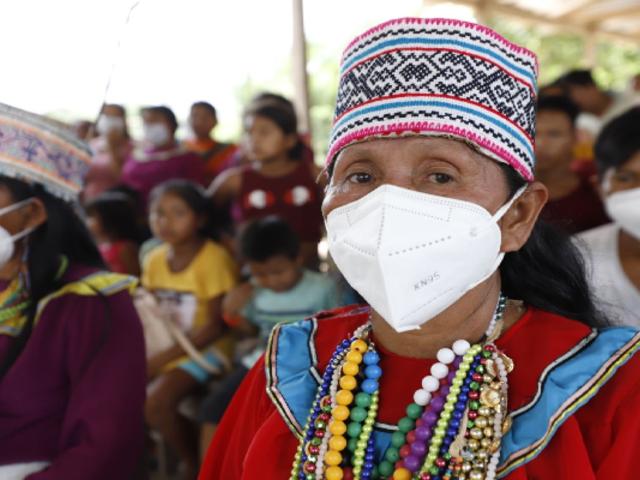 Coronavirus en Perú: evalúan comprar vacunas de una sola dosis para comunidades indígenas