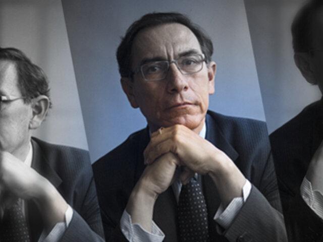 Poder Judicial ordena que se congelen 21 propiedades de Martín Vizcarra