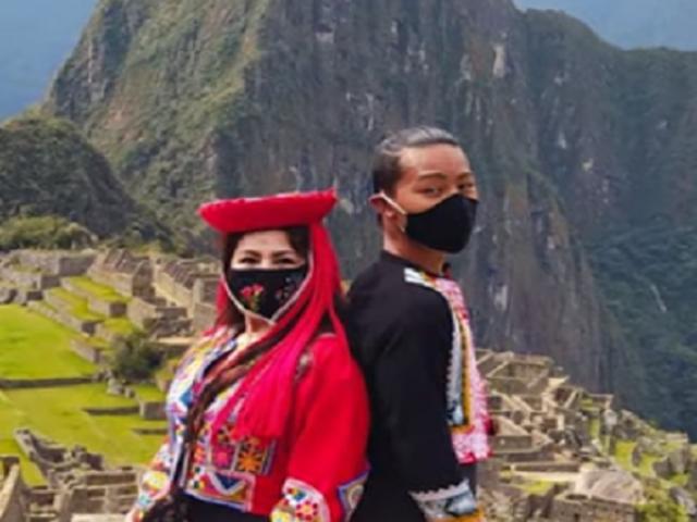Turista japonés se convirtió en embajador voluntario de Machu Picchu