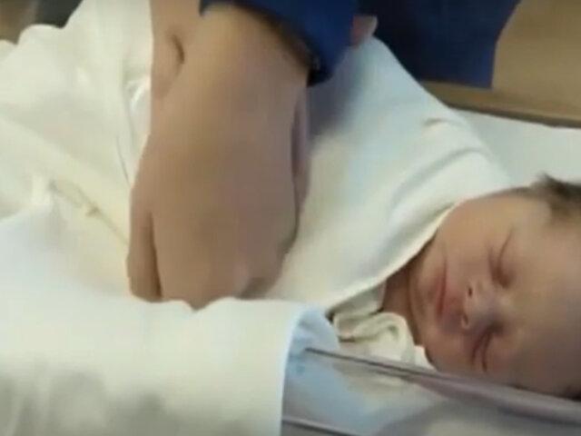 OMS alerta riesgos al separar a bebés de sus madres contagiadas con Covid-19