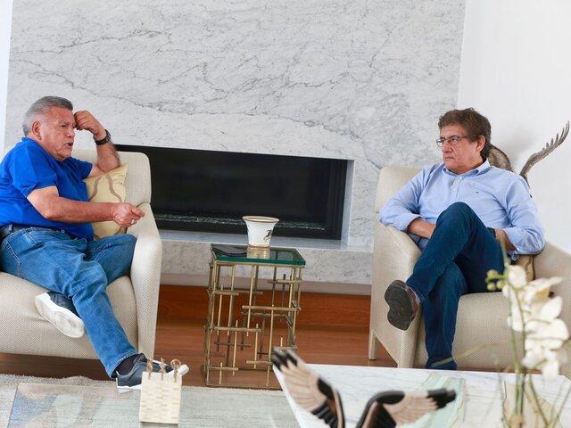 Elecciones 2021: Juan Sheput se une a la campaña presidencial de César Acuña