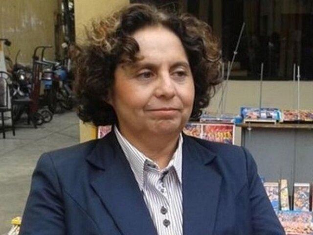 """Susel Paredes: """"Perú no necesita un Parlamento que torpedee al Ejecutivo"""""""