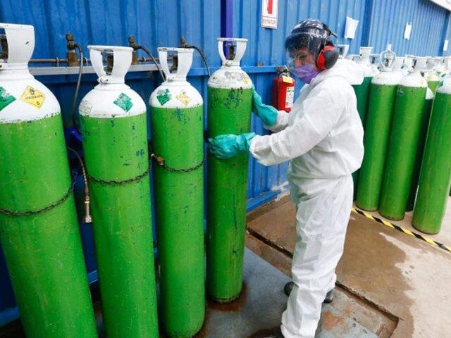 Gobierno destina casi S/ 68 millones para comprar plantas de oxígeno y equipos