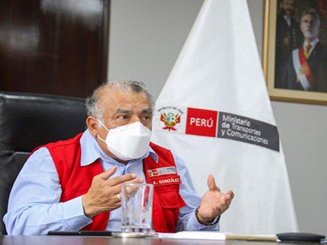 Ministro González aseguró que ciertas papeletas si tendrán algún tipo de consideración