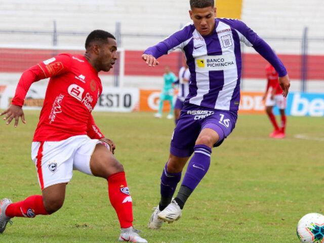 Ya es oficial: Alianza fue designado como club participante de la Liga 1 Betsson 2021