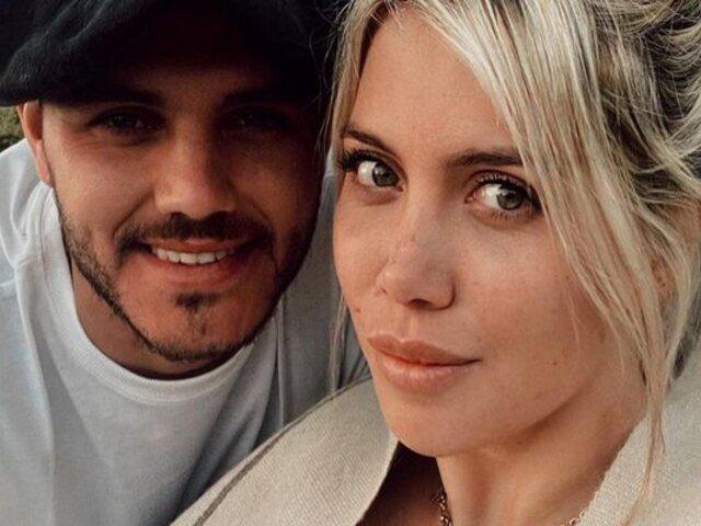 La candente relación de Mauro Icardi y Wanda Nara