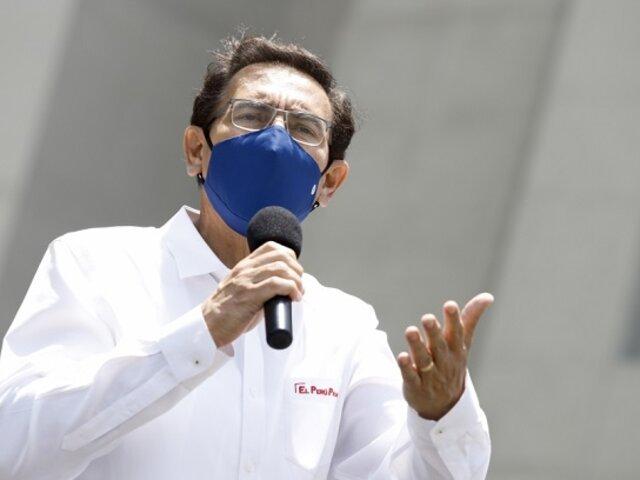 Martín Vizcarra: PJ admitió apelación de fiscalía para insistir en pedido de prisión preventiva