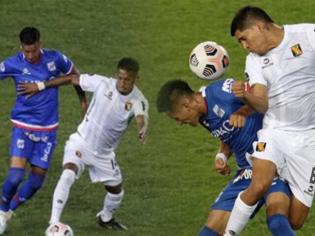 Copa Sudamericana: Melgar venció 2-1 a Carlos A. Mannucci