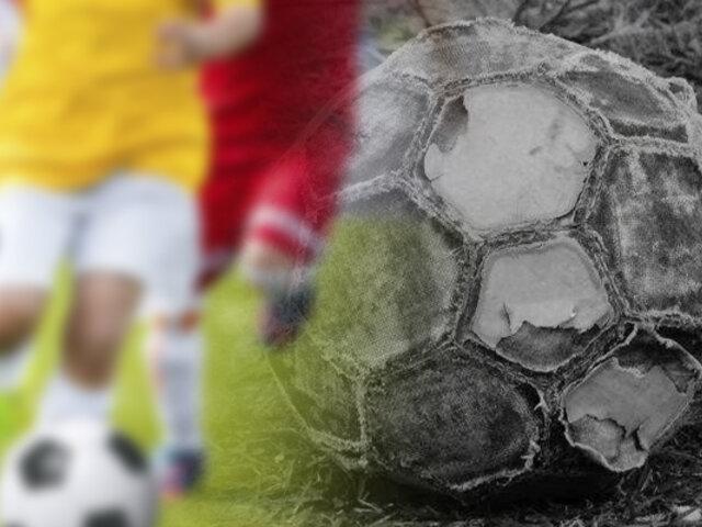 Informe revela abuso sexual infantil en el fútbol de Inglaterra