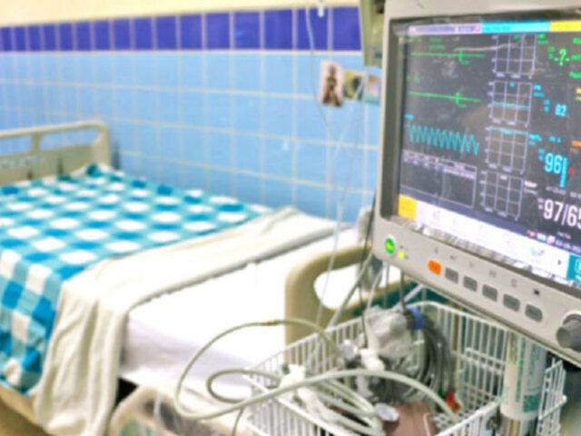 Huacho: hospital regional cuenta con seis nuevas camas UCI para pacientes con Covid-19