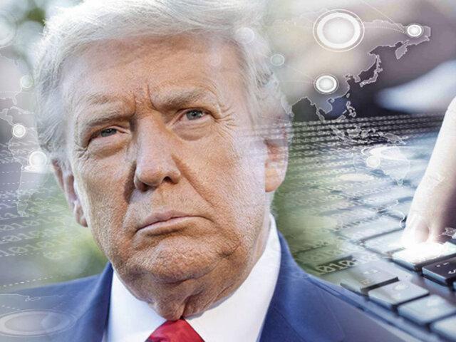 Trump creará su propia red social ante el veto en Twitter y Facebook
