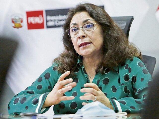 """Premier Bermúdez se pronunció sobre inhabilitación de exministras por """"caso Vacunagate"""""""