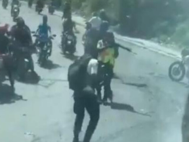 Emboscan con fusiles a la selección de fútbol de Belice en Haití