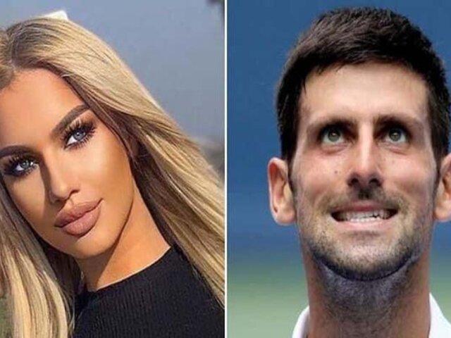 ¡Escándalo! modelo revela que le ofrecieron 60,000 euros para destruir carrera de Djokovic
