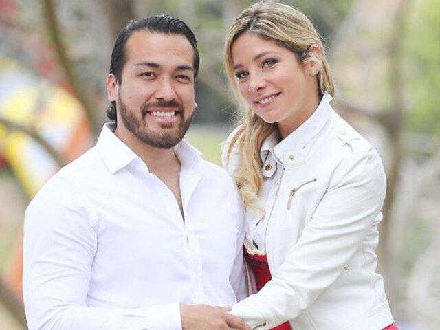 Álvaro Paz de la Barra y Sofía Franco ofrecen disculpas a la opinión pública