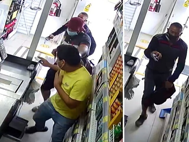 PNP frustra asalto a minimarket y desarticula banda criminal de extranjeros