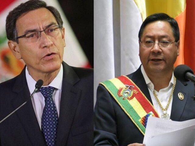 Vizcarra: Fiscal Juárez solicitará declaración del presidente de Bolivia