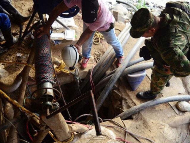 Colombia: al menos 15 trabajadores  quedan atrapados tras derrumbe en una mina de oro
