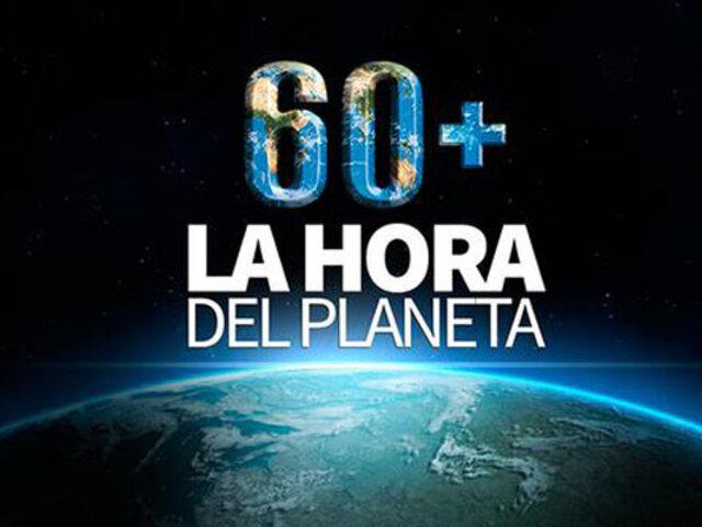 La Hora del Planeta 2021: conoce el lema de este año y a qué hora será en el Perú