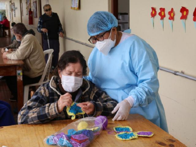 Pueblo Libre: Inabif implementará refugio temporal para adultos mayores abandonados