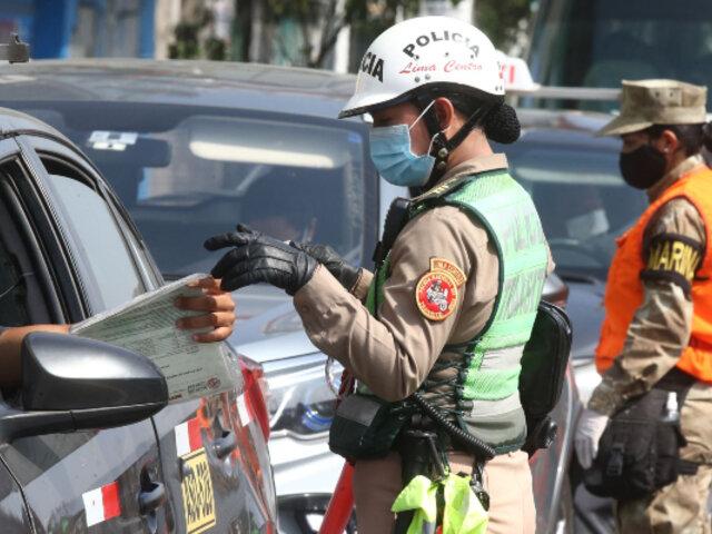 Semana Santa 2021: más de 70 mil policías brindarán seguridad en todo el país