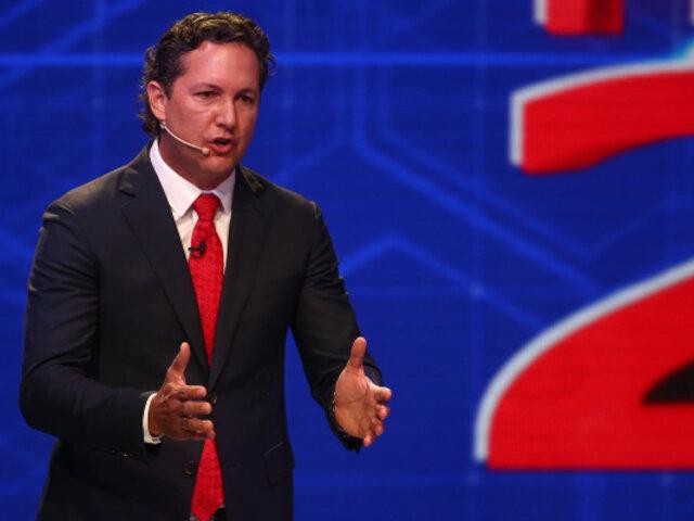 Debate presidencial: Salaverry ofrece amnistía general para deudas y multas de mypes