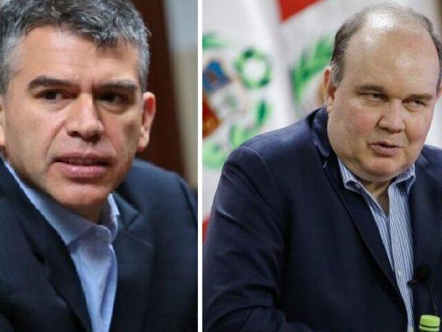 """Julio Guzmán critica López Aliaga por leer sus propuestas: """"Me parece increíble"""""""