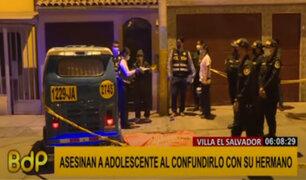 VES: adolescente extranjero fue asesinado a balazos al confundirlo con su hermano