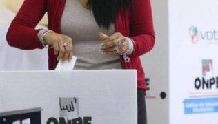 Elecciones 2021: instalarán 3.000 mesas de votación en el extranjero