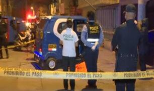 VES: familia de mototaxista adolescente asesinado niegan que sea ajuste de cuenta