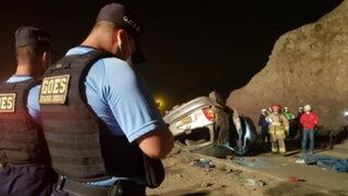 Semana Santa: accidente de tránsito en Ventanilla dejó dos fallecidos