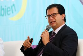 Poder Ejecutivo designó a Gustavo Rosell en el cargo de viceministro de Salud Pública