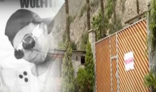 """Así fue el operativo policial en el """"Búnker de Chaclacayo"""""""