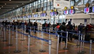 COVID-19: Chile cierra sus fronteras durante todo abril