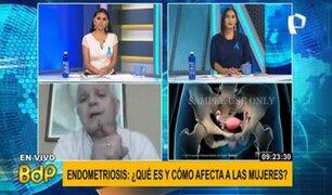 ENTREVISTA: ¿qué es la endometriosis y cómo afecta a la mujer?