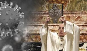 Papa Francisco renunció al lavado de pies del Jueves Santo