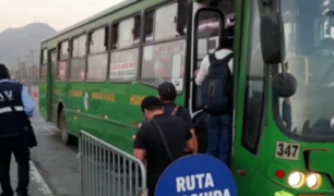 Viernes Santo: se registró poca afluencia de público en Puente Nuevo