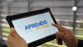 Ica: culminó entrega de 5 266 tablets para escolares y docentes de la región