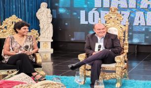 Elecciones 2021: López Aliaga anuncia quién sería primera dama en un eventual gobierno suyo
