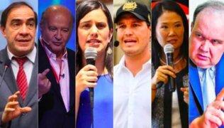 Encuesta IPSOS: Lescano lidera y Hernando de Soto sube al segundo lugar