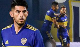 Carlos Zambrano: Boca Juniors volvió al triunfo en La Bombonera