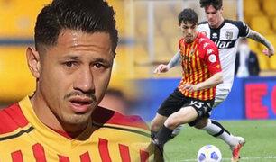 Gianluca Lapadula: Benevento y Parma empataron 2-2