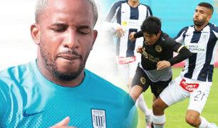 Jefferson Farfán listo para el duelo entre Alianza Lima vs Deportivo Municipal
