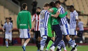Tras 34 años de sequía: Real Sociedad es campeón de la Copa del Rey de España